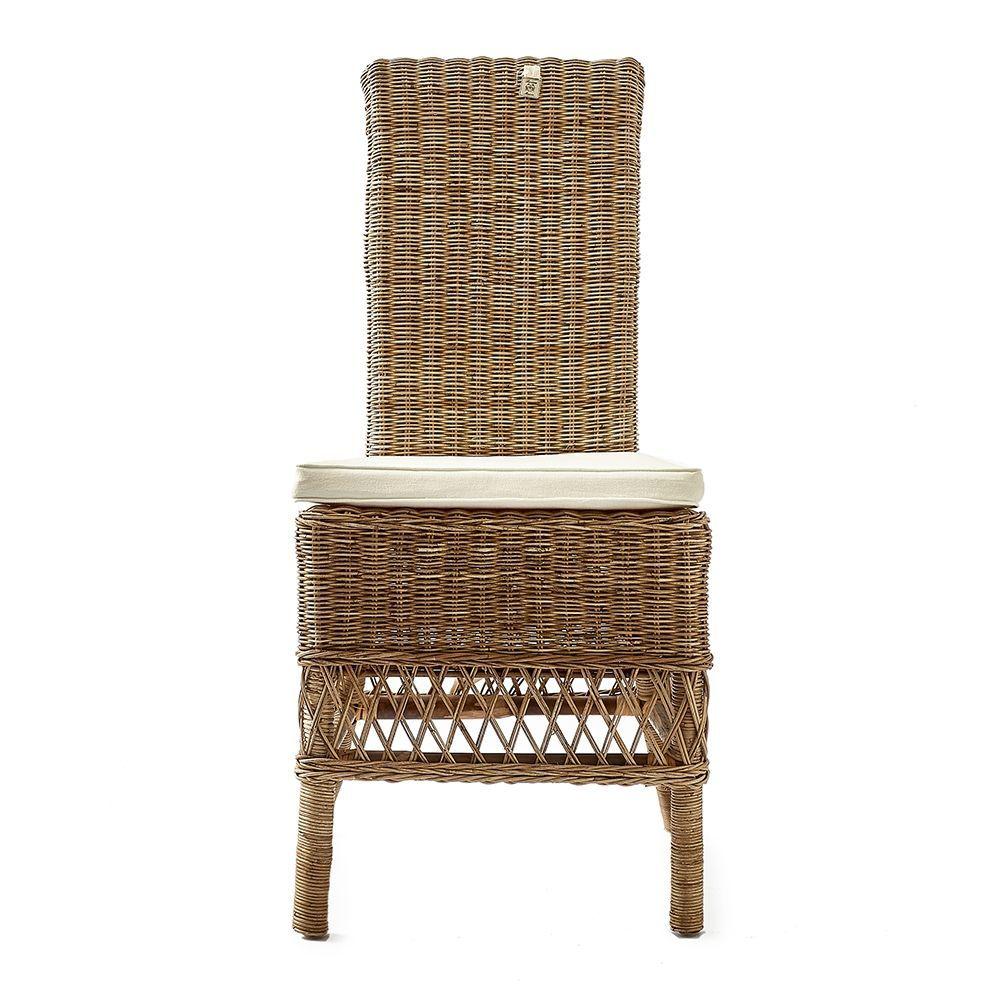 Jídelní ratanová židle St. Malo