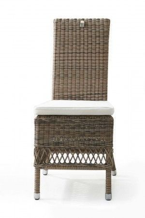 Venkovní ratanová židle St. Malo