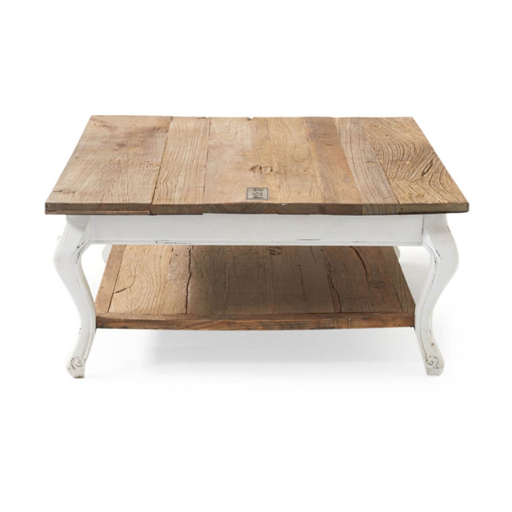 Driftwood Coffee Table 90 x 90 cm