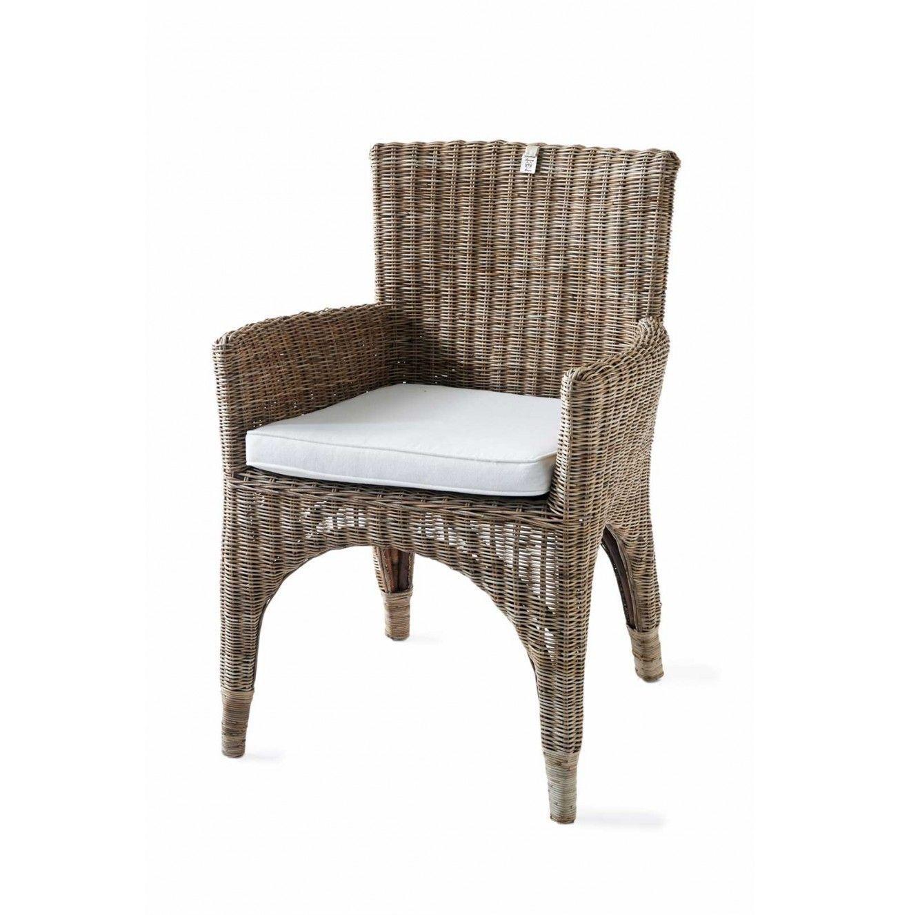 Ratanová jídelní židle The Hamptons