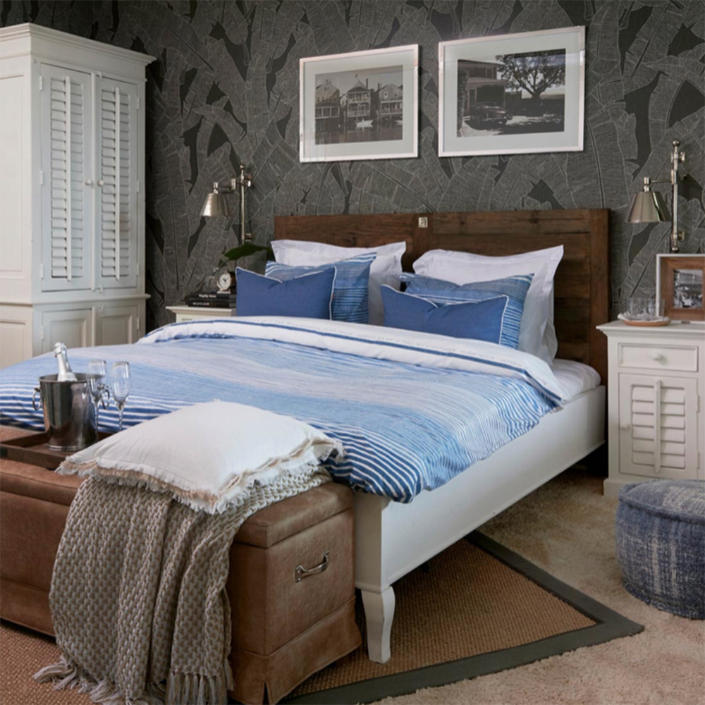 Driftwood Double Bed 180 x 200 cm