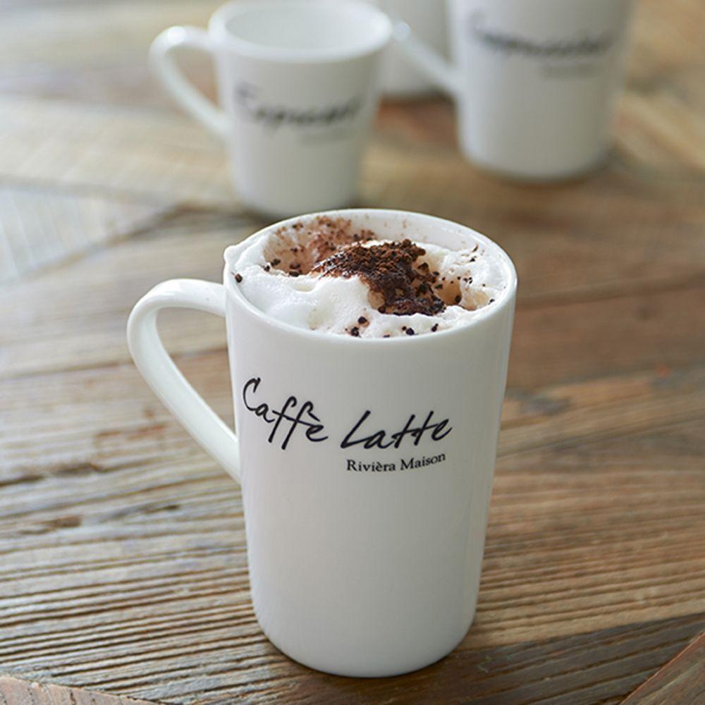 Hrnek Caffe Latte