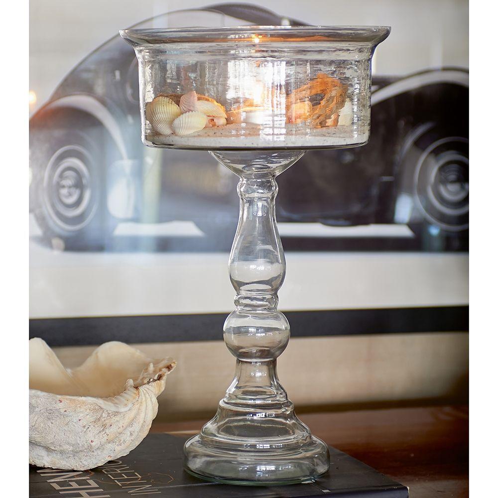 Svícen Maidstone Glass Hurricane