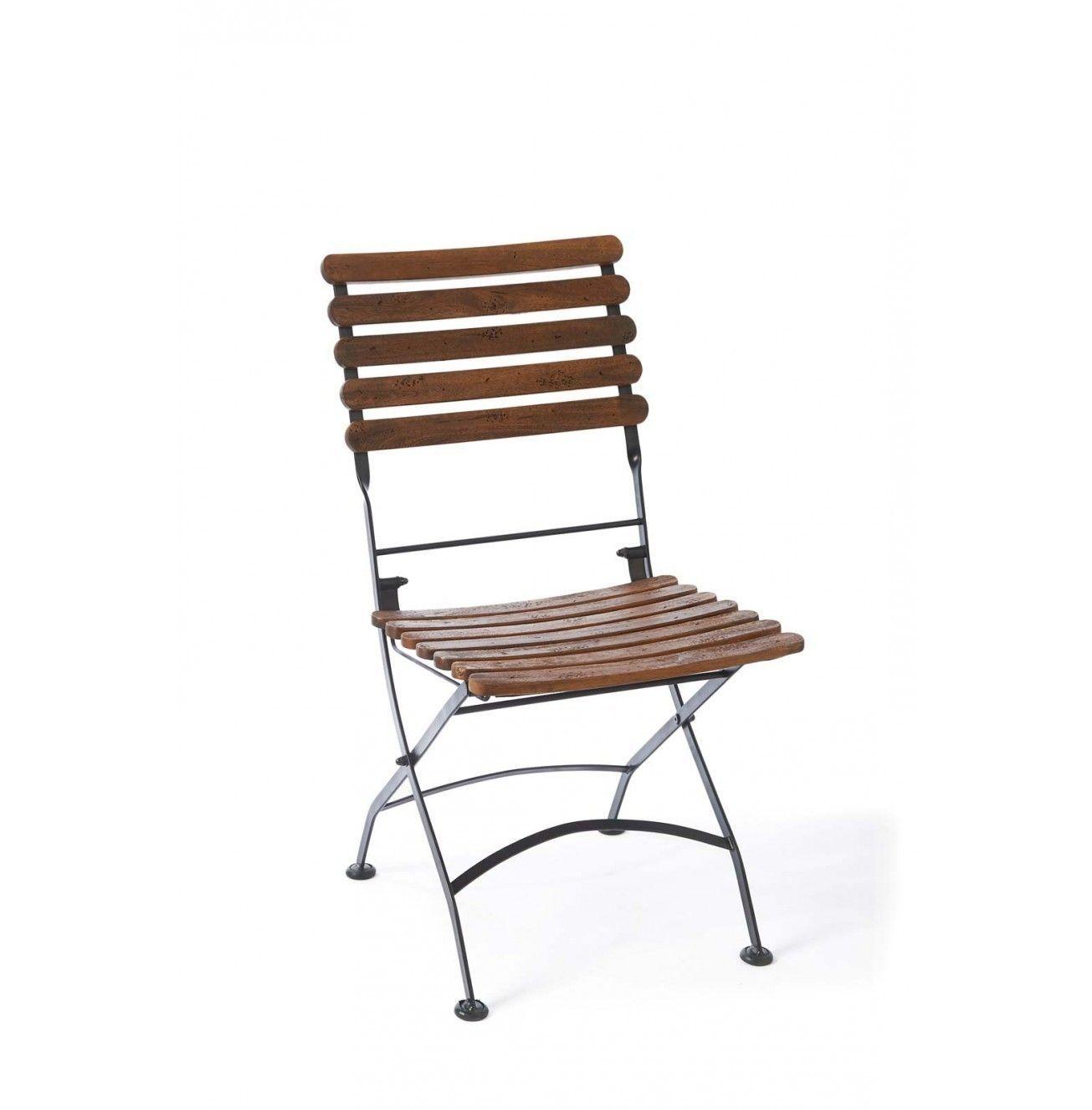 Venkovní židle Saint Maxime Bistro