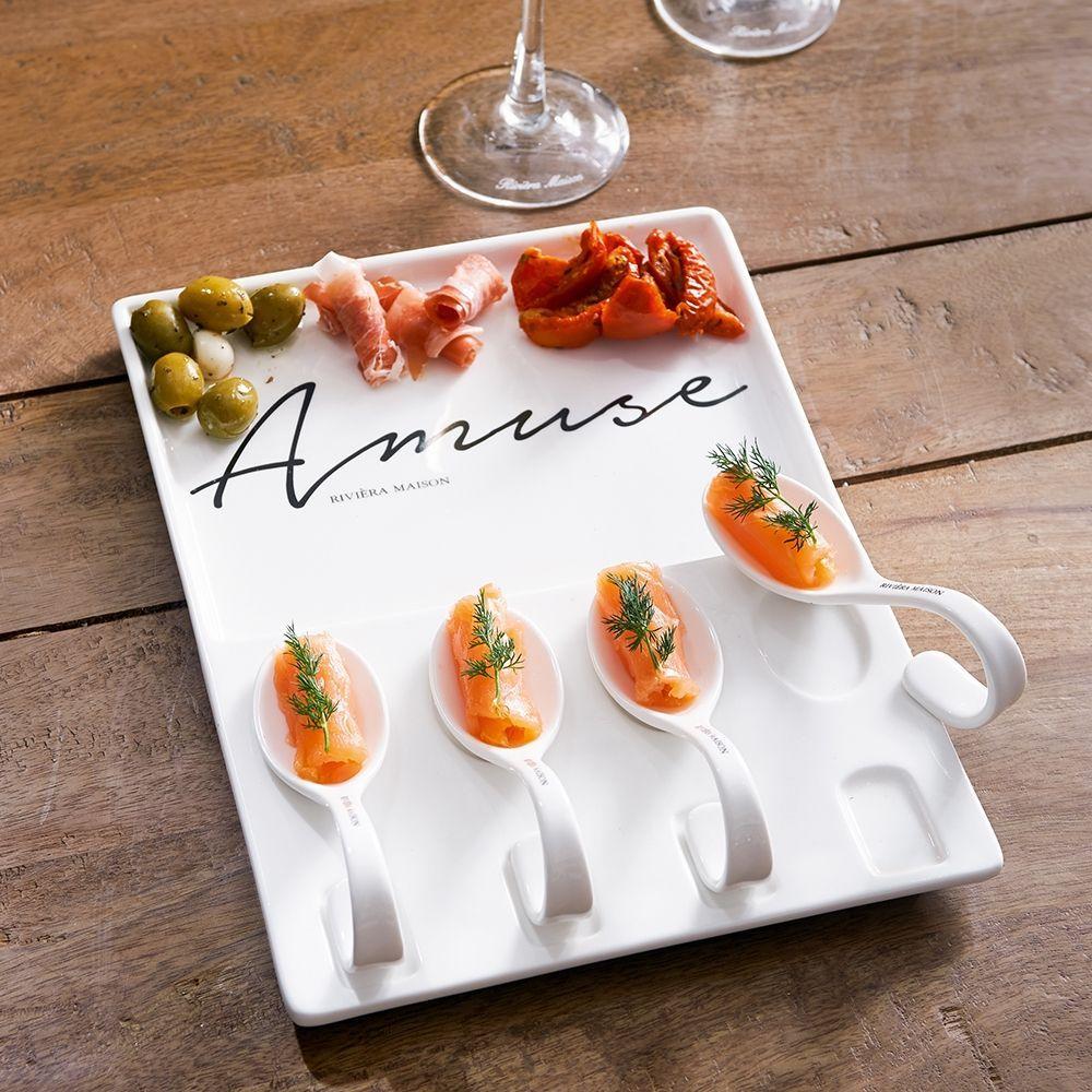 Talíř Amuse Plate
