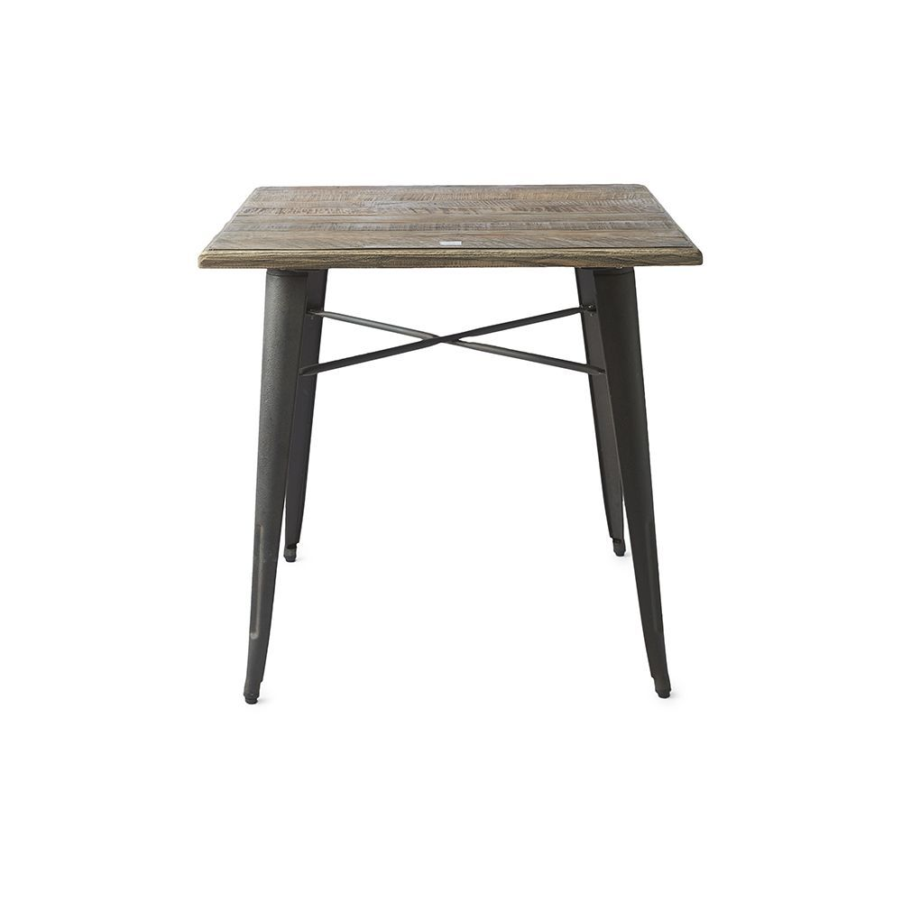 Camden Lock Dining Table 80 x 80 cm