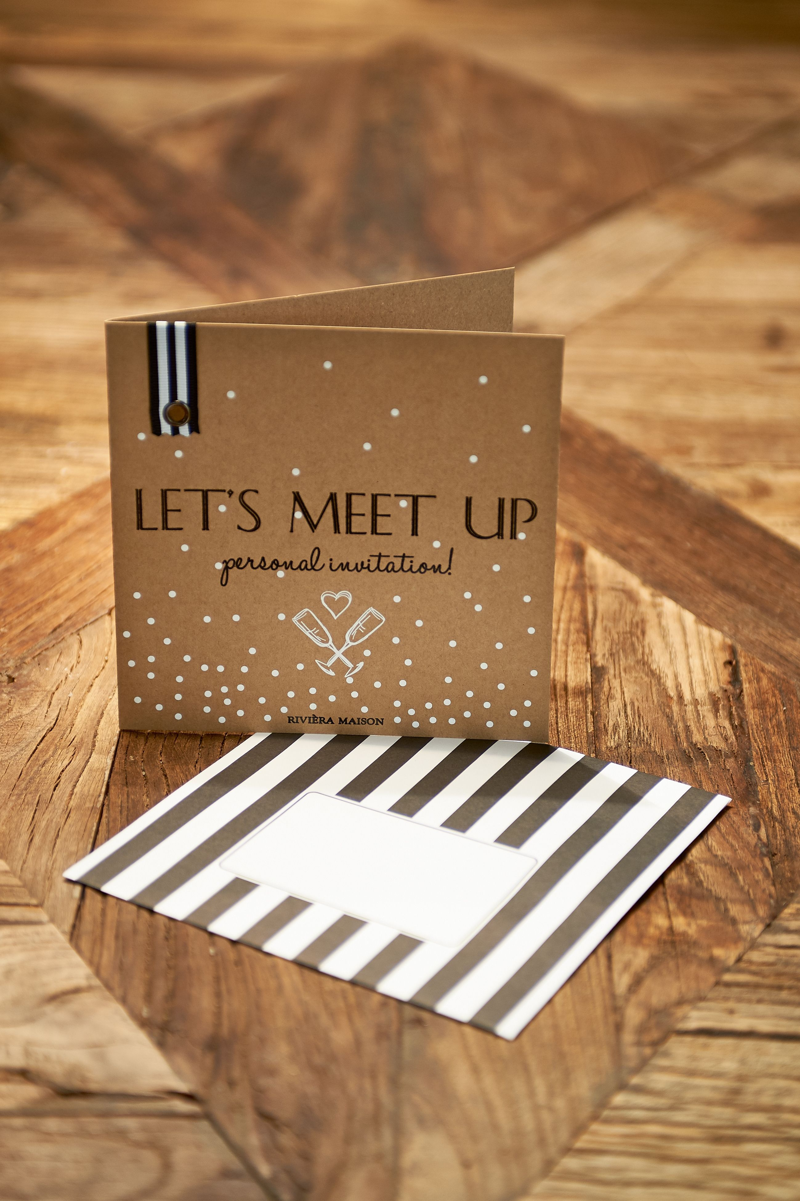 Pohlednice Let's Meet Up