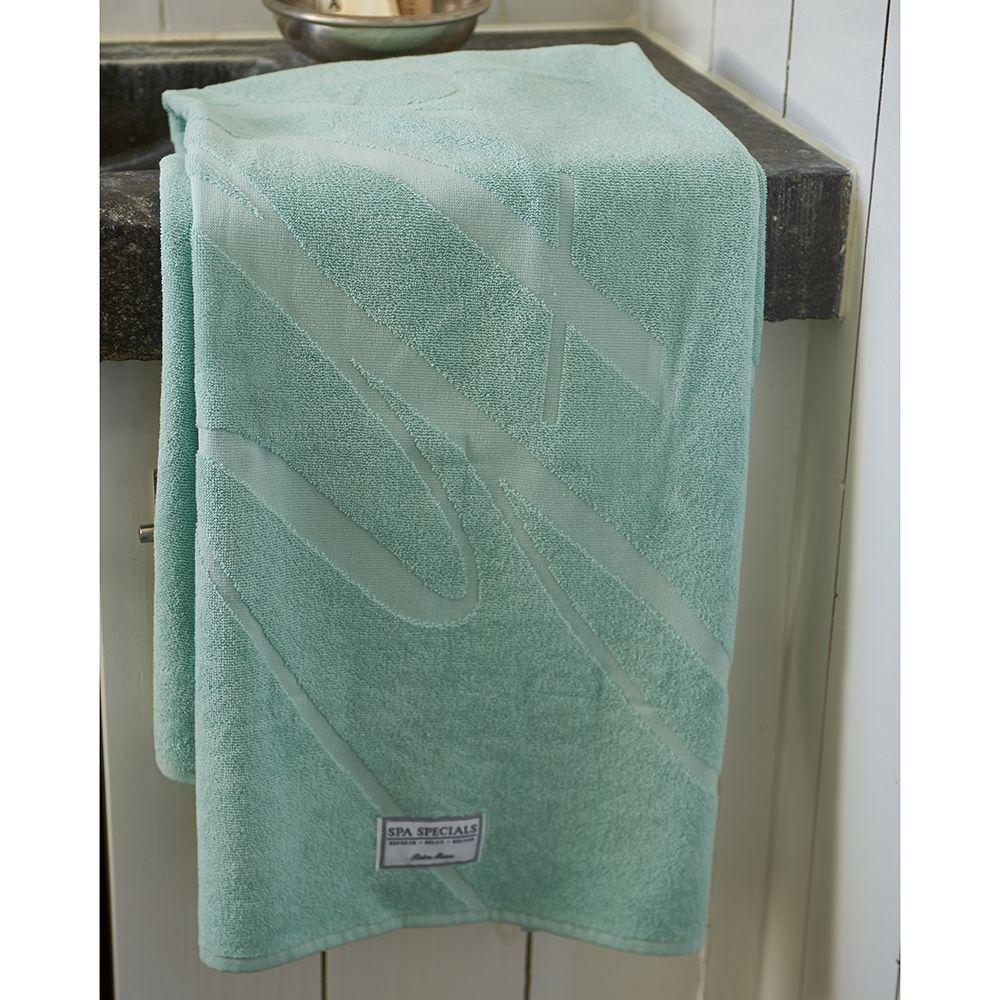 Osuška Spa Specials Bath Towel jade