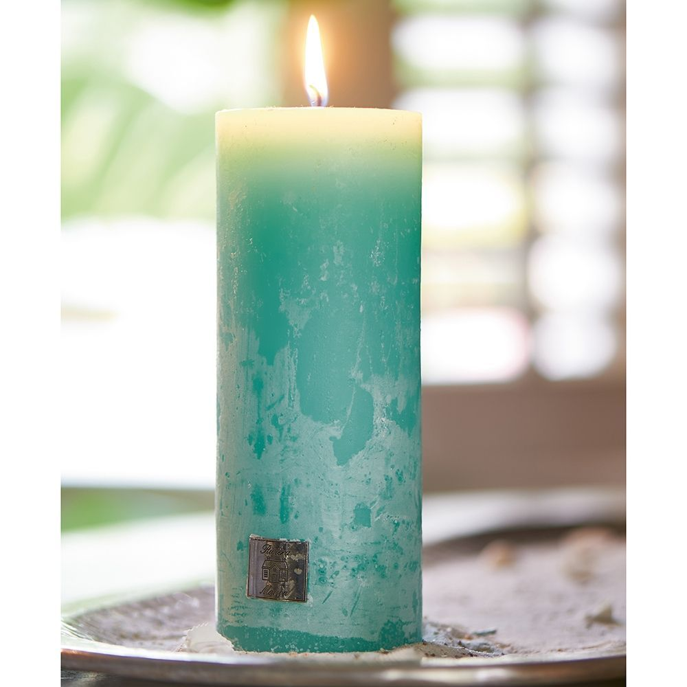 Svíčka Rustic Candle magical mint 7x18