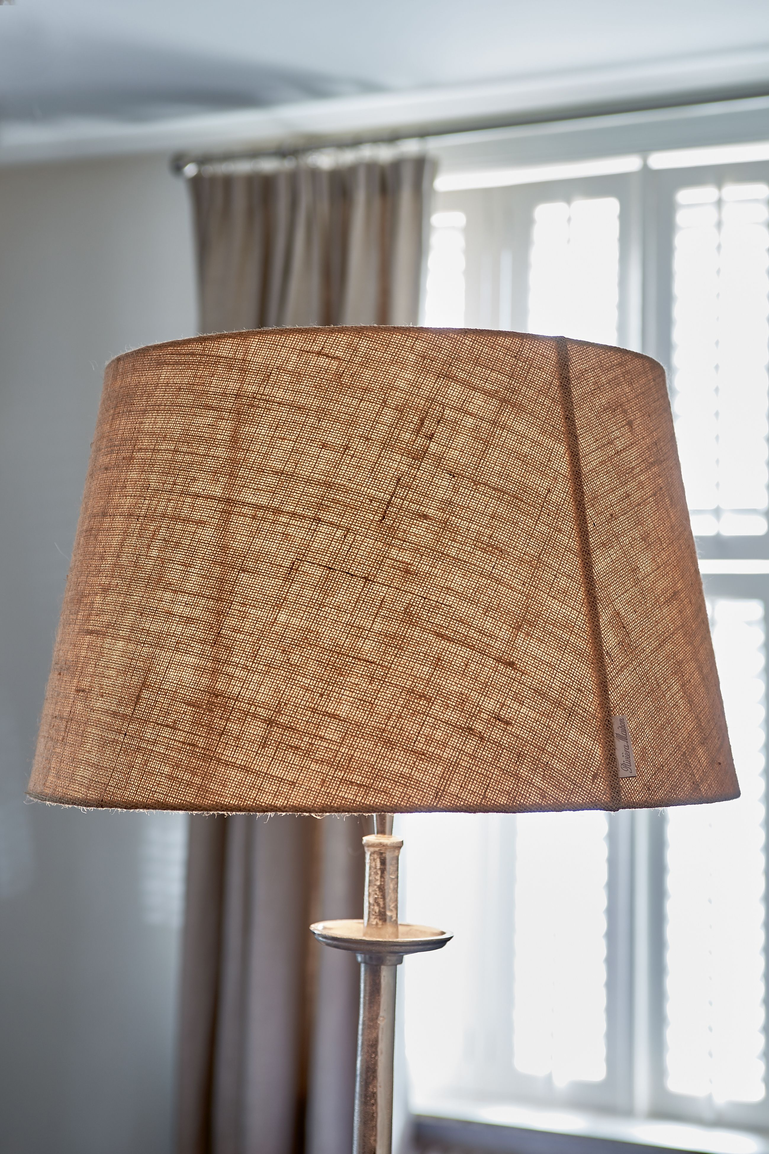 Stínidlo Fabulous Lampshade Round flax