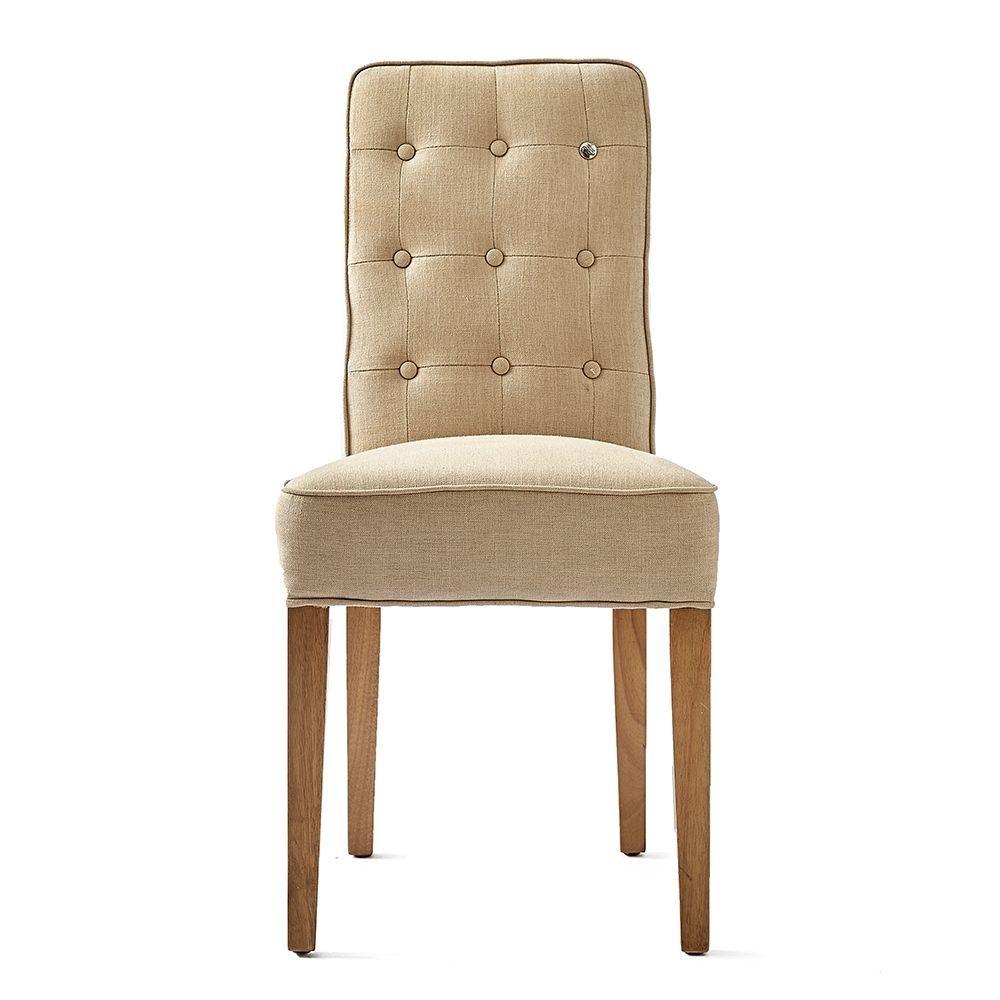 Jídelní židle Cape Breton, linen
