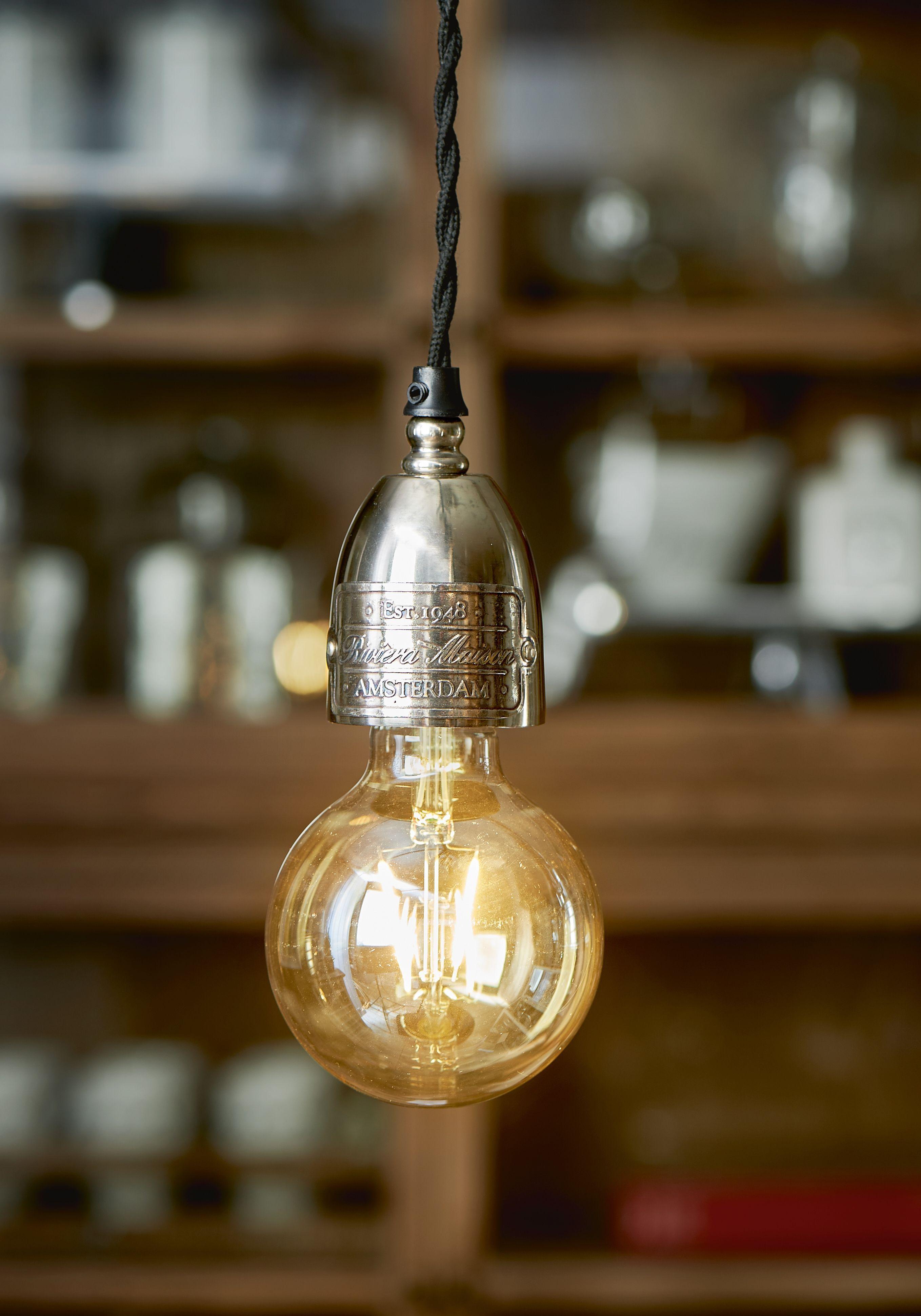 Závěsná lampa Williamsburg silver