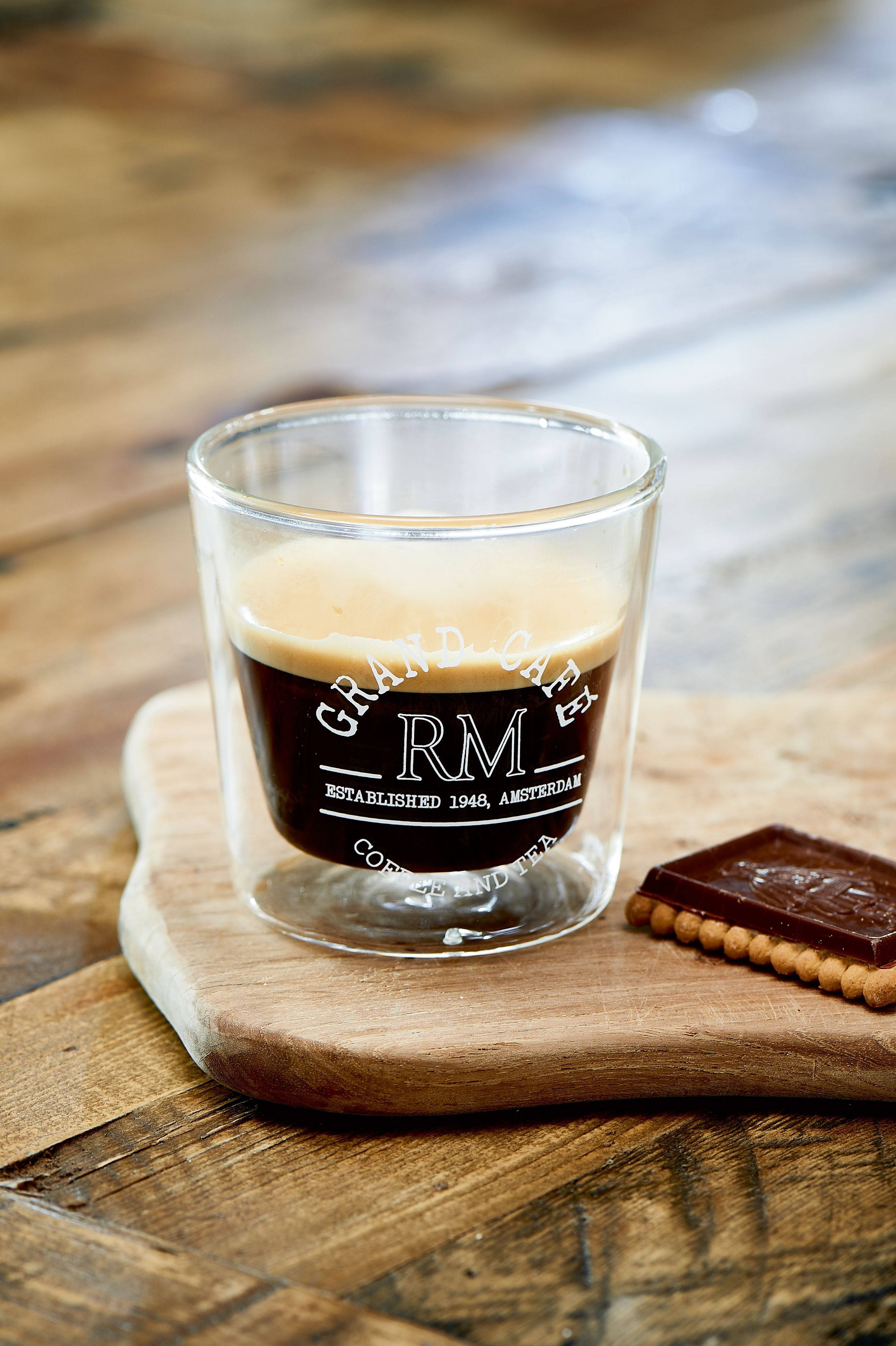 Sklenice Grand Café RM
