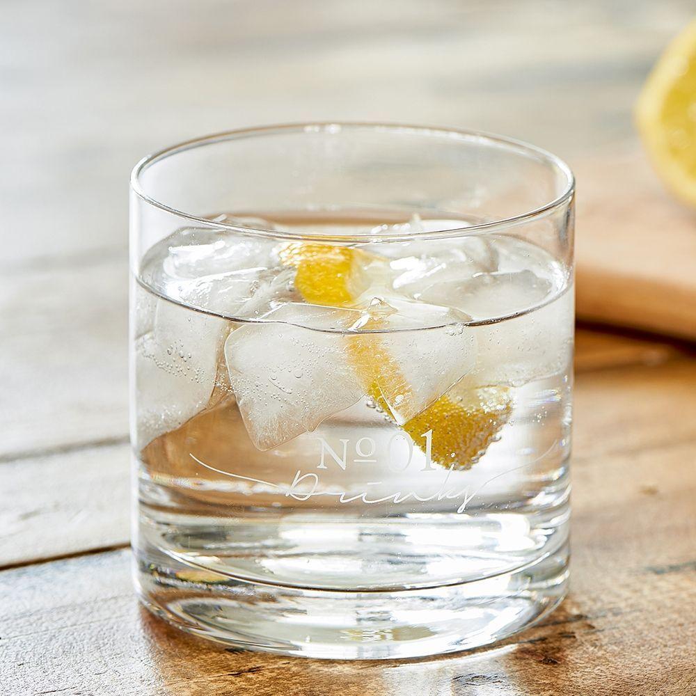 Sklenice  No. 1 Drinks Glass