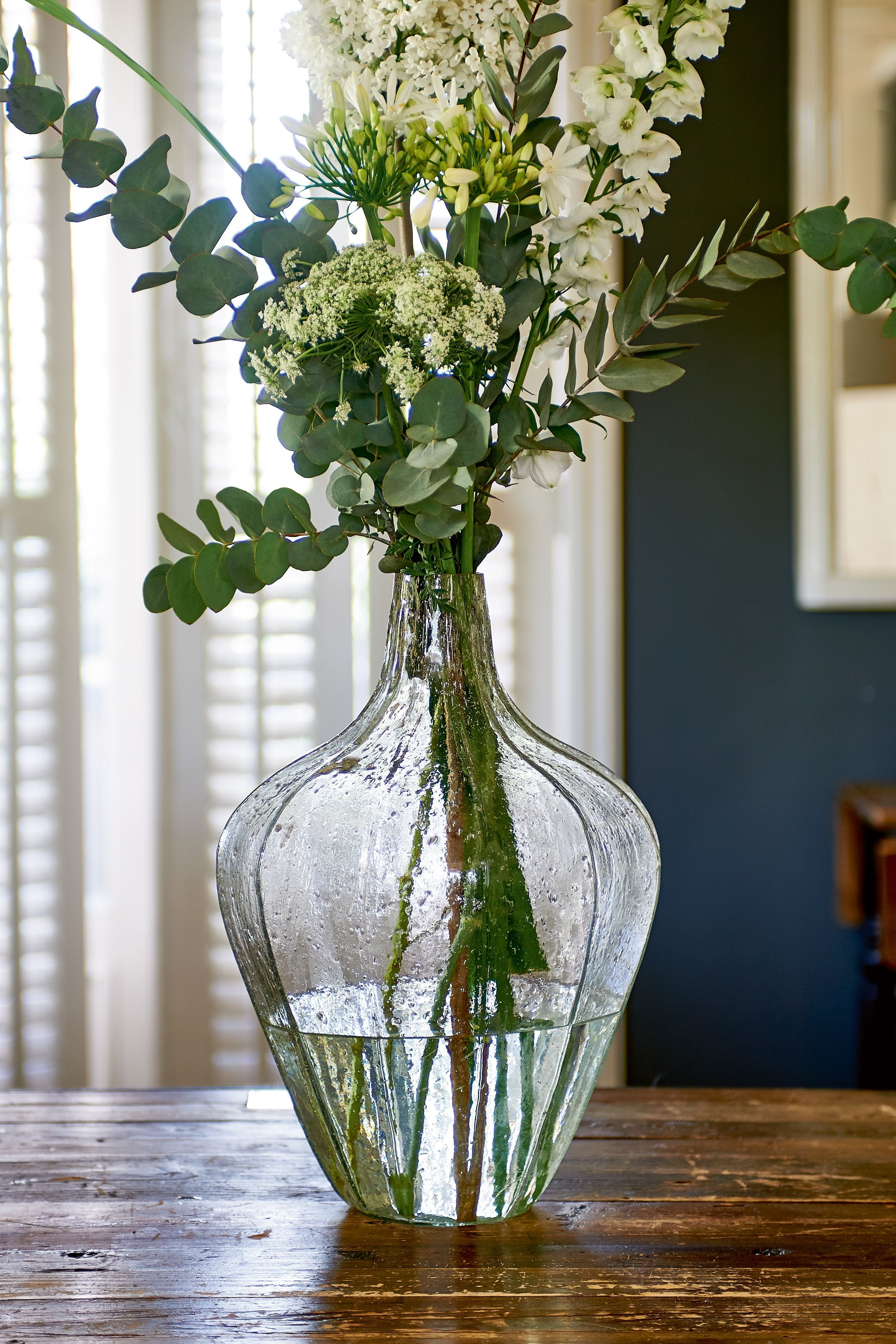 Váza Murana Flower Modern