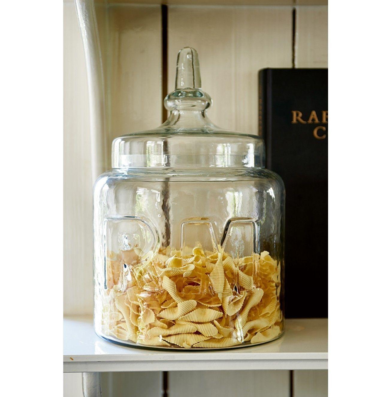 Dóza RM Glass Storage Jar