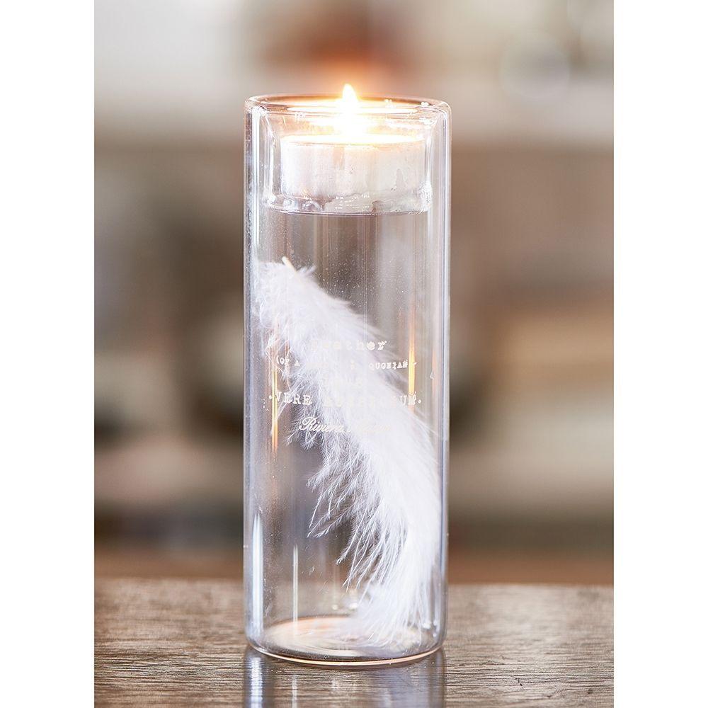 Svícen Fabulous Feather Votive