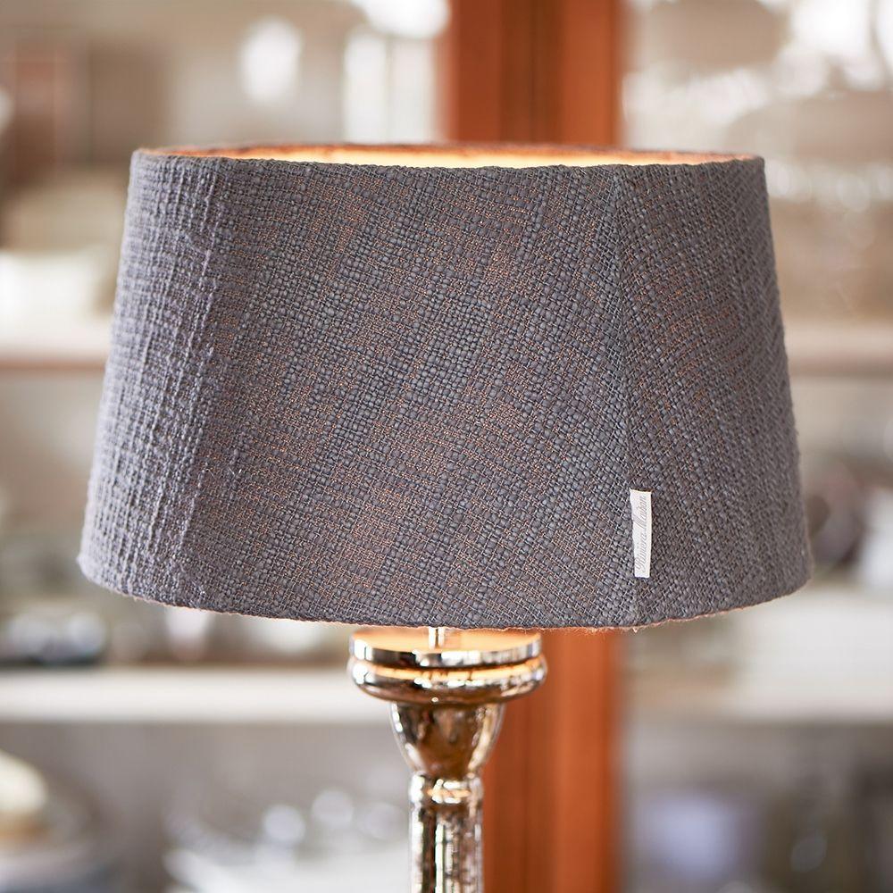 Stínidlo Classic Lampshade dark grey 20x35
