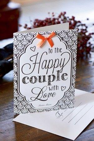 Pohlednice Happy Couple