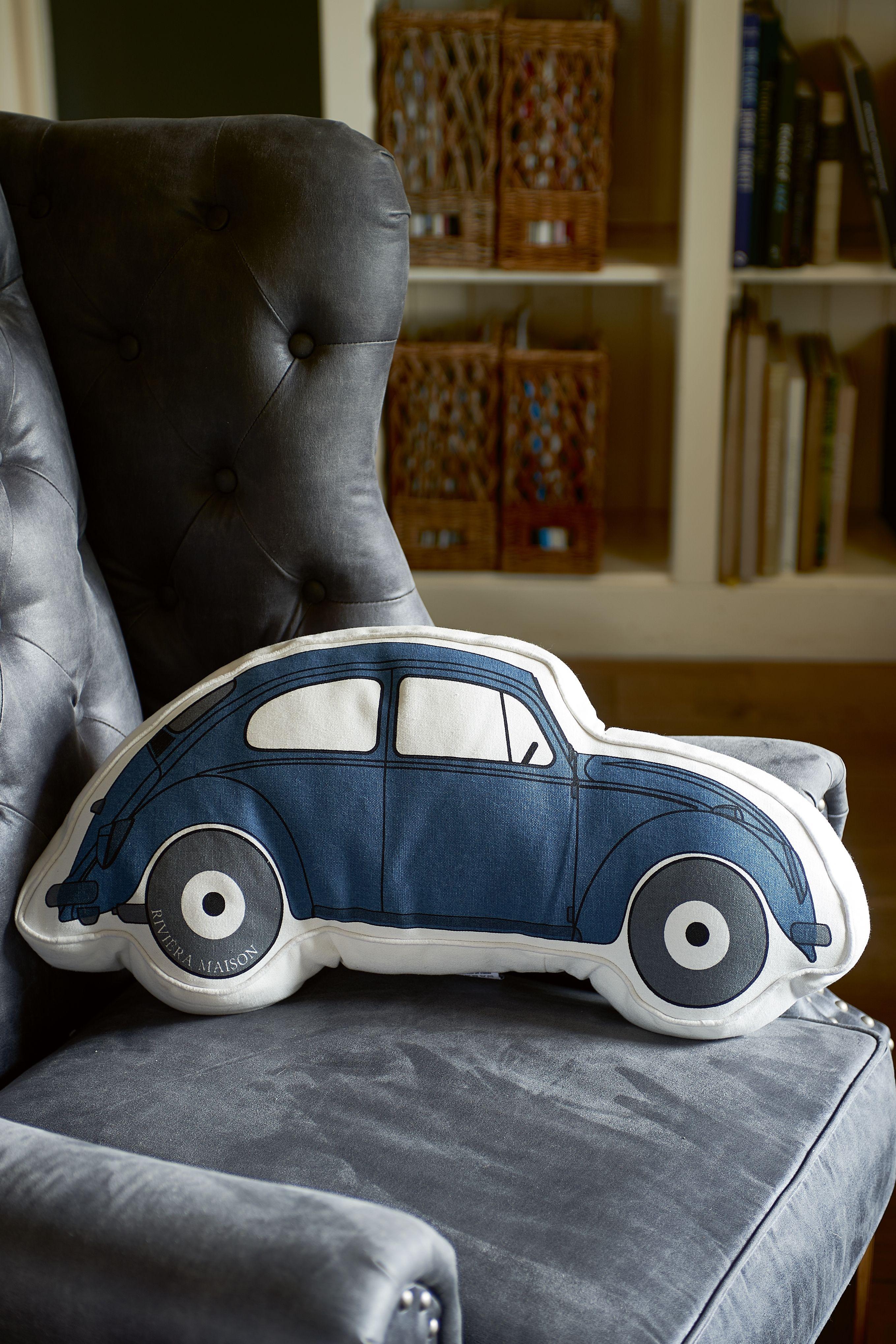 Dekorační polštář Classic Beetle