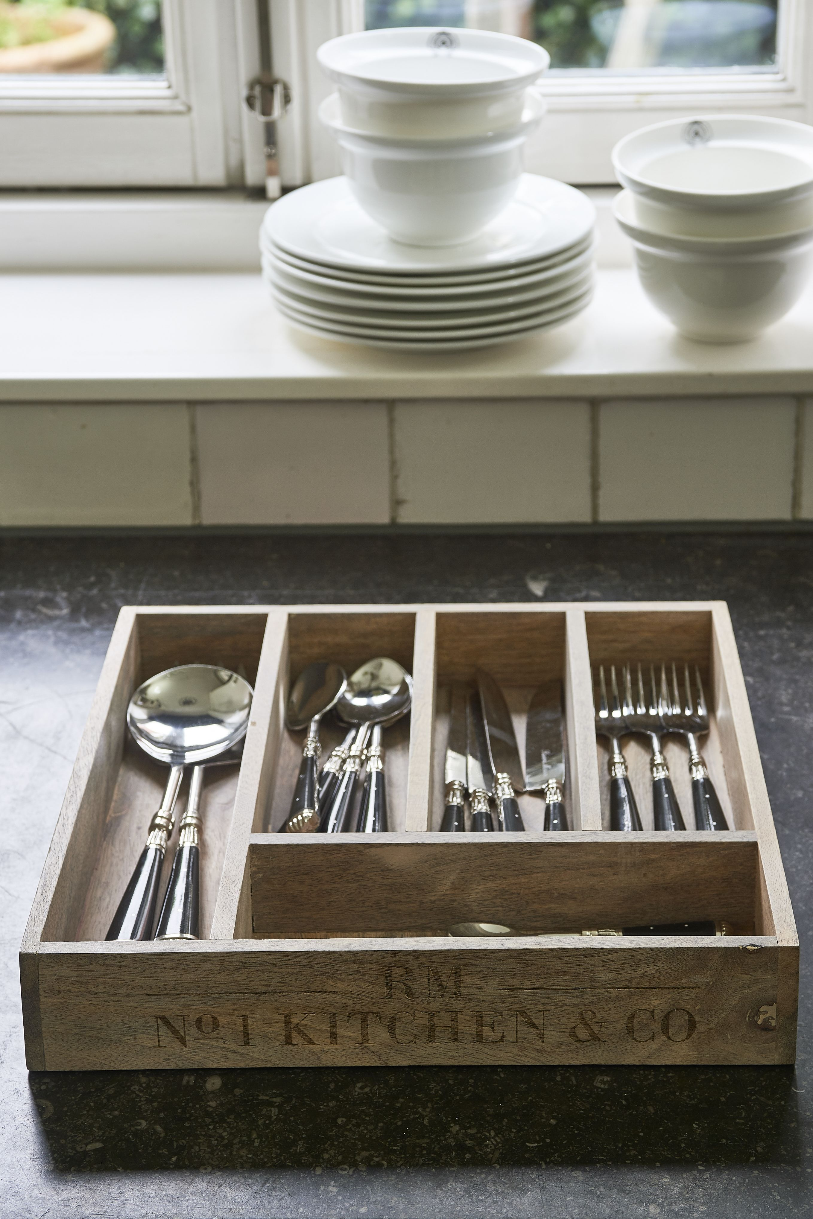 Organizér Kitchen & Co Cutlery