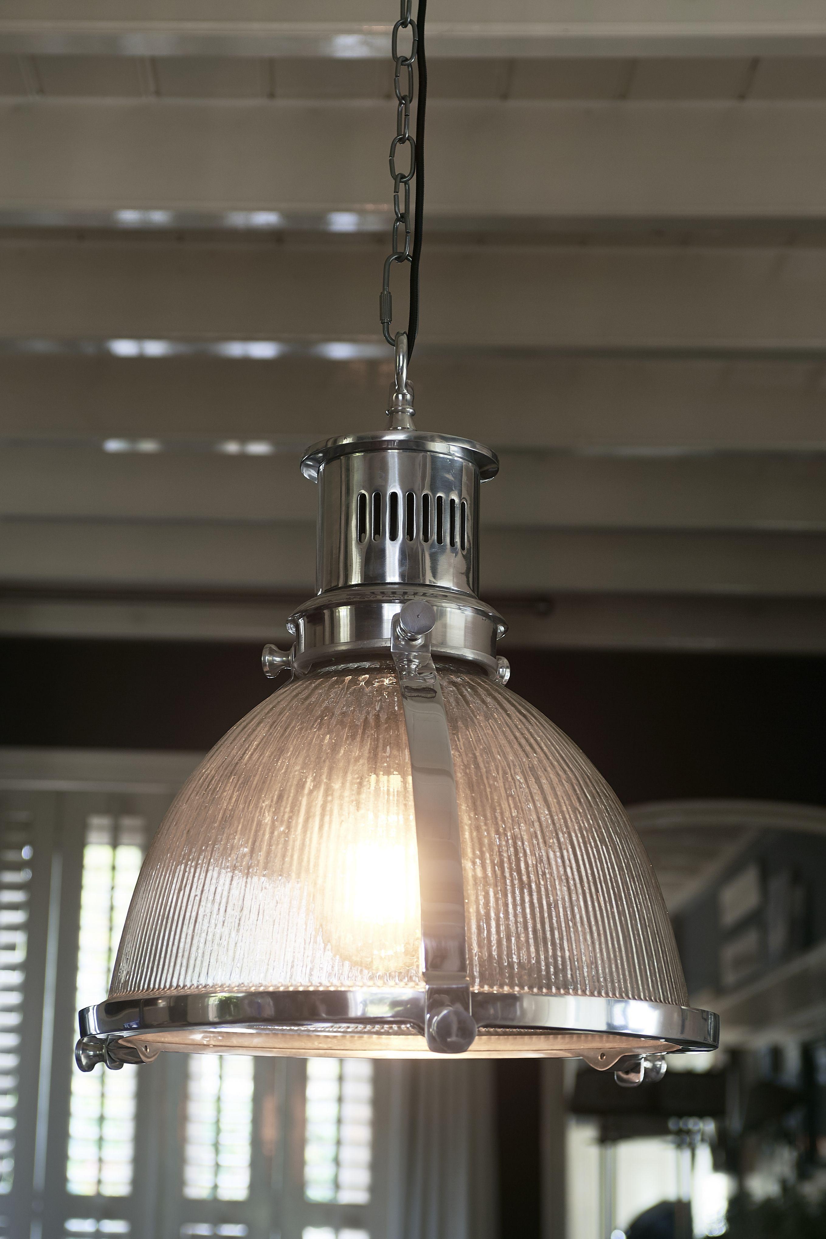 Závěsná lampa Millhouse Factory