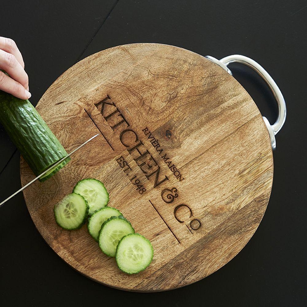 Doska na krájanie Kitchen & Co Butcher Chopping Board