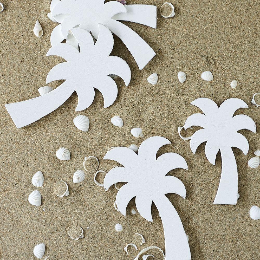 Dekorácia Pretty Palmtree Vase Filler 5 ks