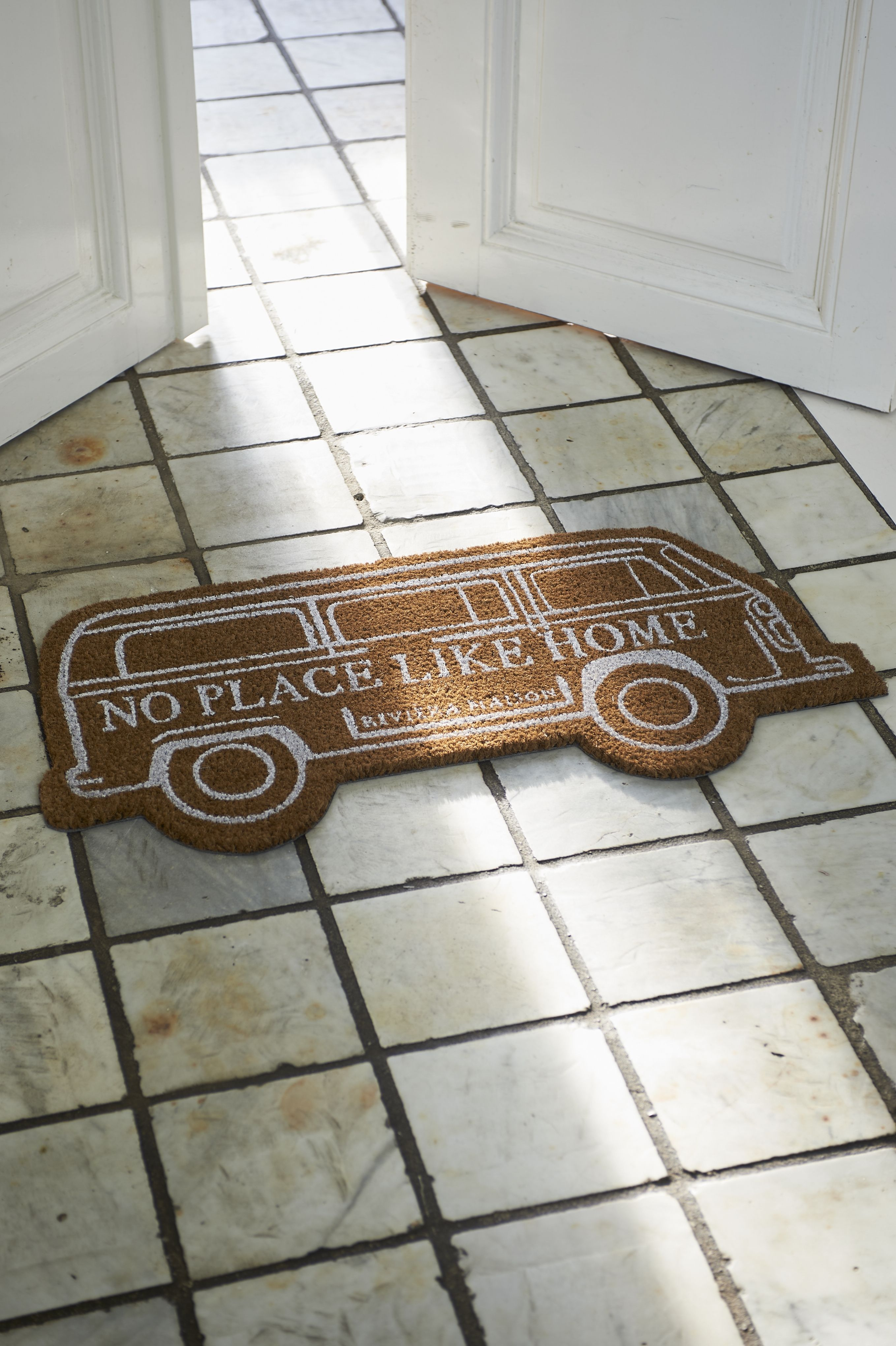 Rohožka No Place Like Home Doormat