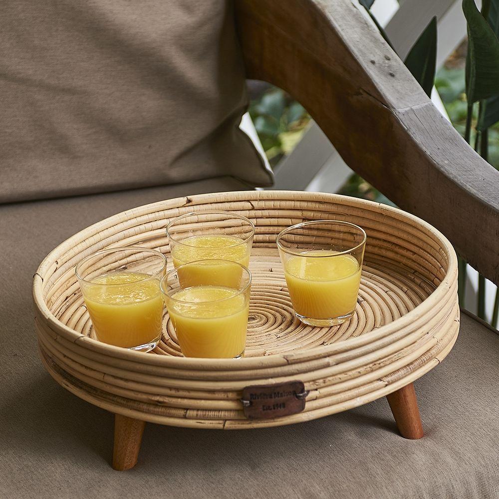Podnos Rustic Resort Table Tray