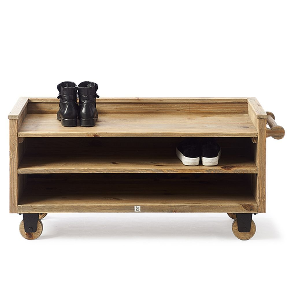 The Shoe Factory Bench