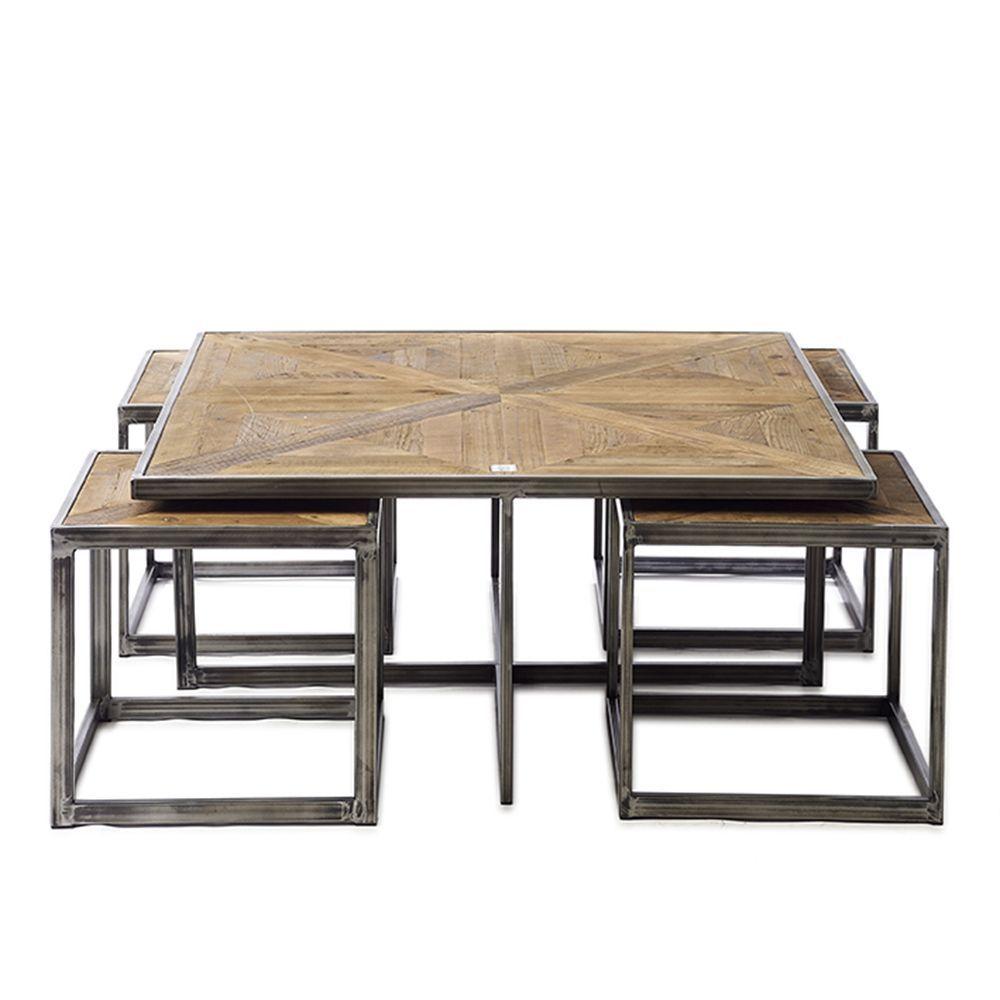 Le Bar Americain Coffee Table S/5