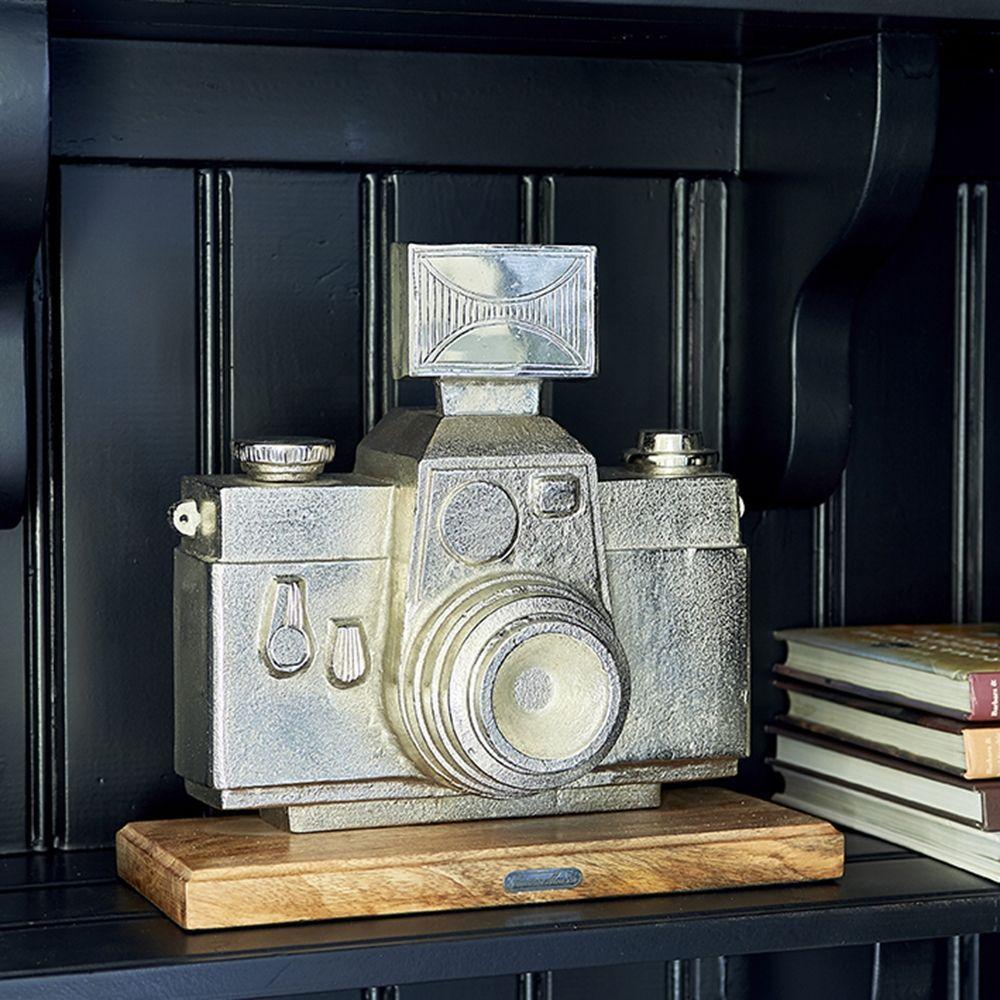 Dekorácia fotoaparát