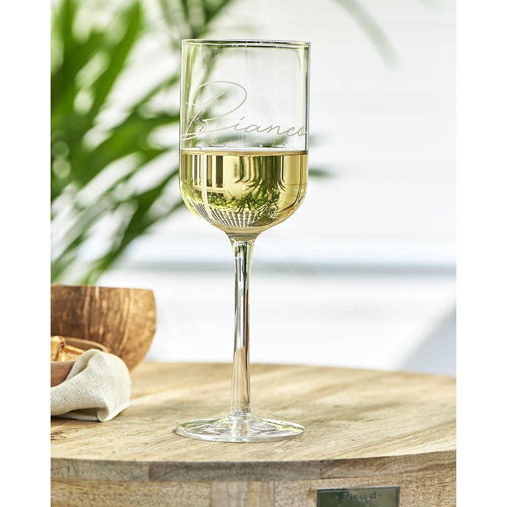 Sklenice na víno Bianco