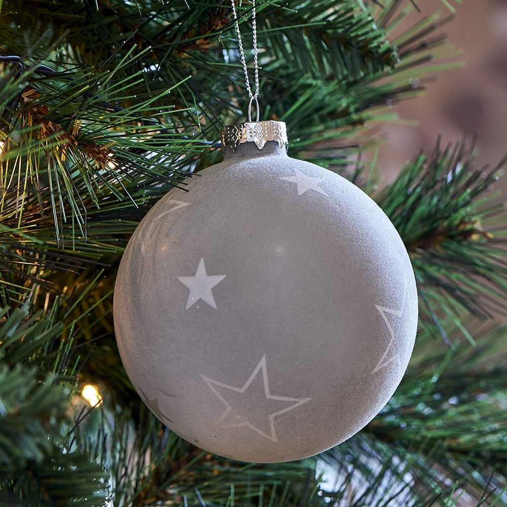 Vánoční ozdoba Snowstar Christmas Ornament Dia 10