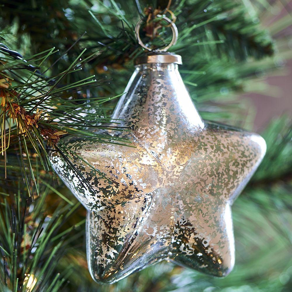 Vánoční ozdoba Happy Star Ornament