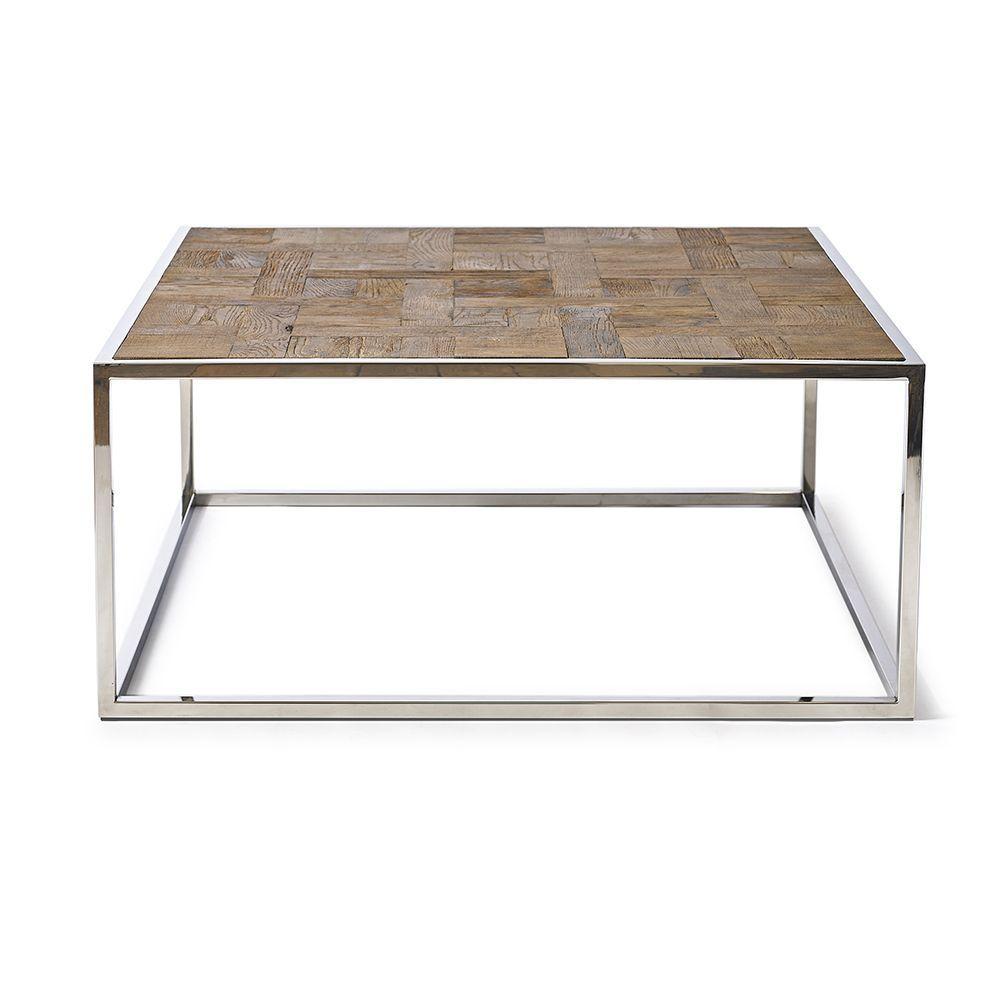 Konferenční stolek Bleeckerstreet 90x90