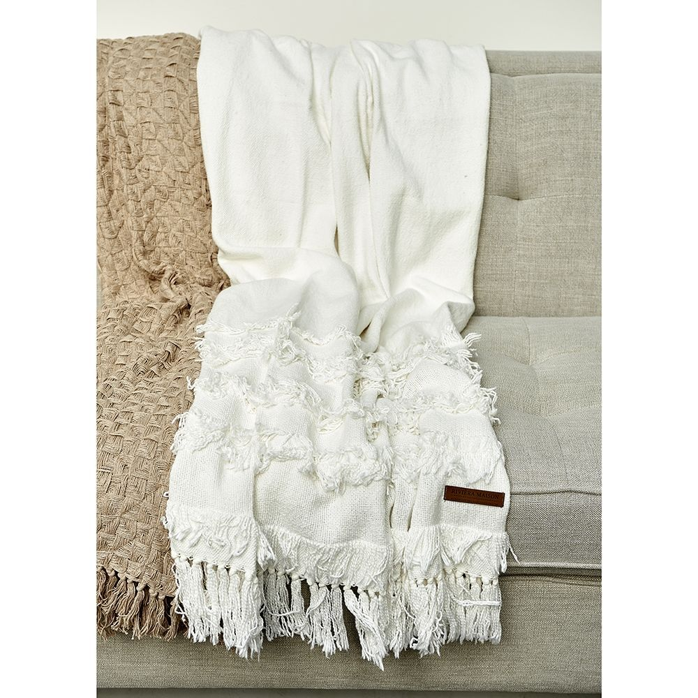 Deka Coachella white 170x130