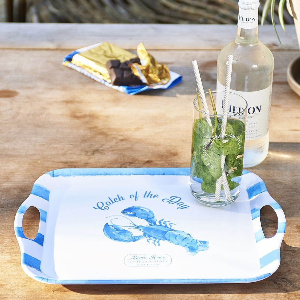Podnos Catch Of The Day Serving Tray 36x26