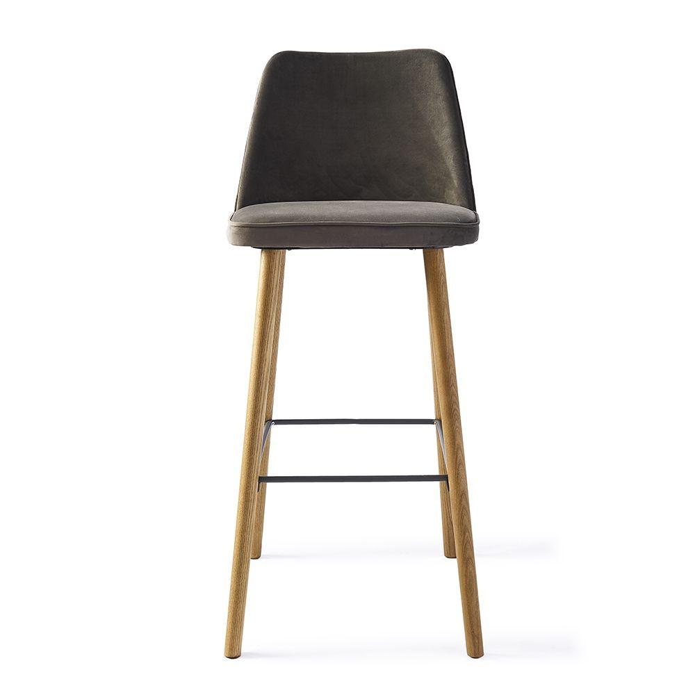 Barová židle Vegas, Velvet