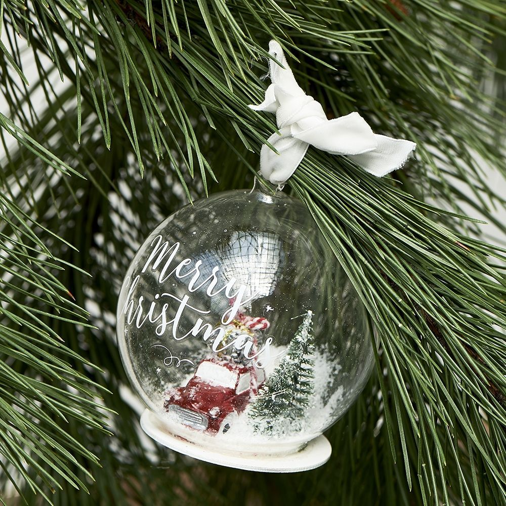 Vánoční ozdoba Christmas World Ornament Dia 10