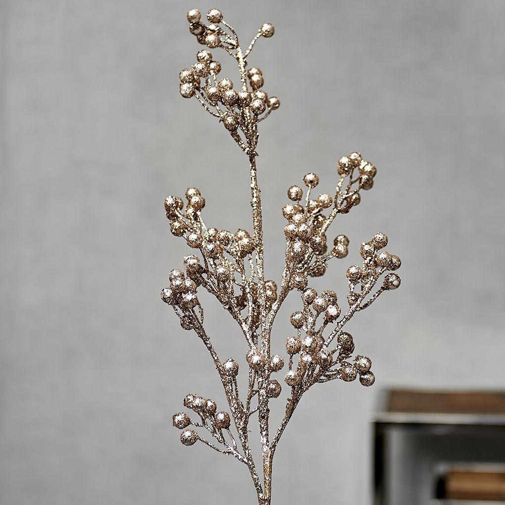 Umělý květ Magical Berry Branch