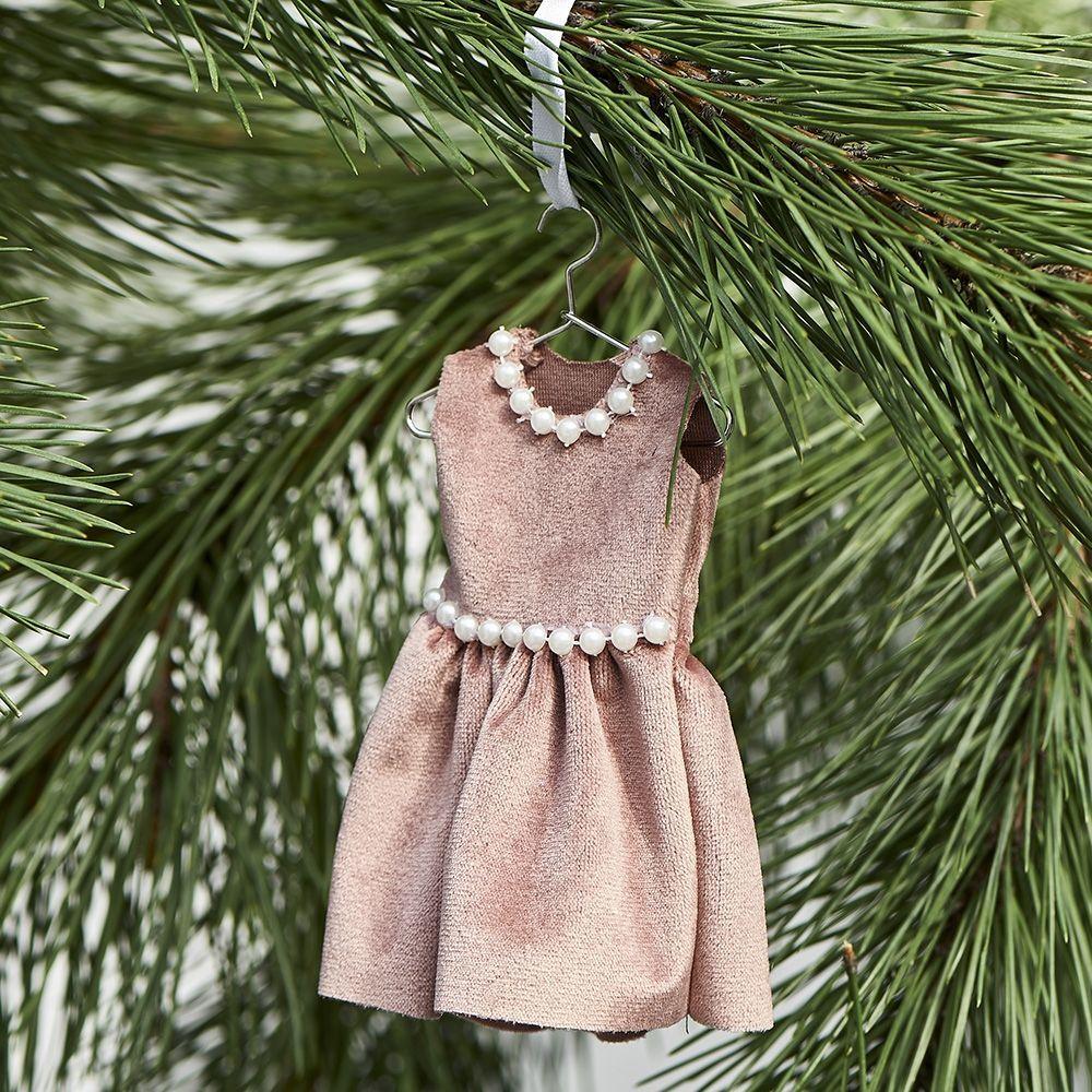 Vánoční ozdoba Jacky Dress Ornament