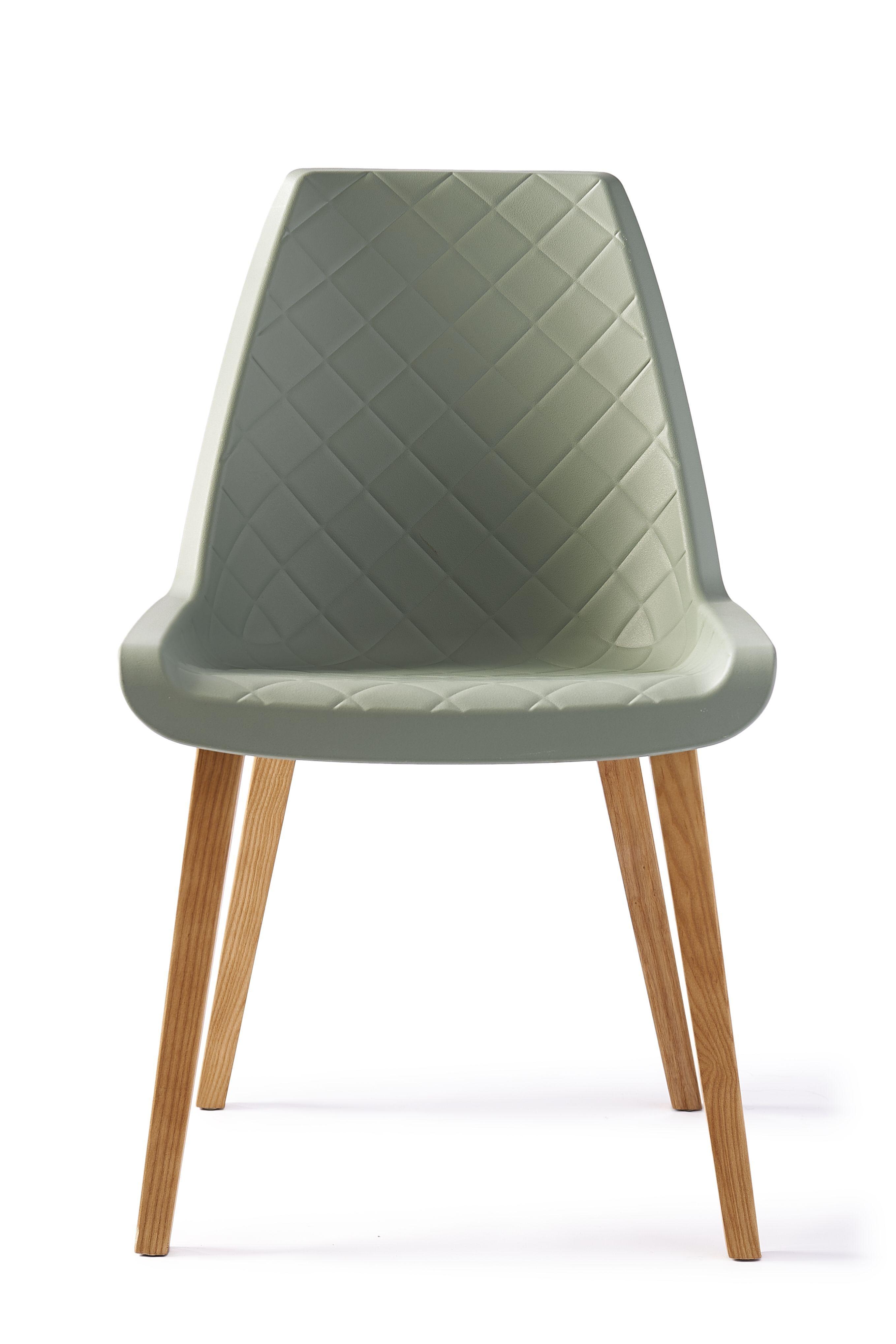 Jídelní židle Amsterdam City, Green
