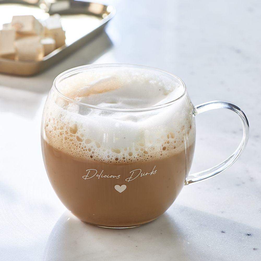 Sklenička Love Delicious Drinks Glass