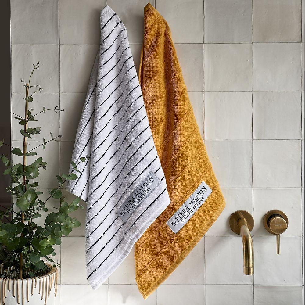 Ručník RM Island Bay Kitchen Towel yellow 2 pcs