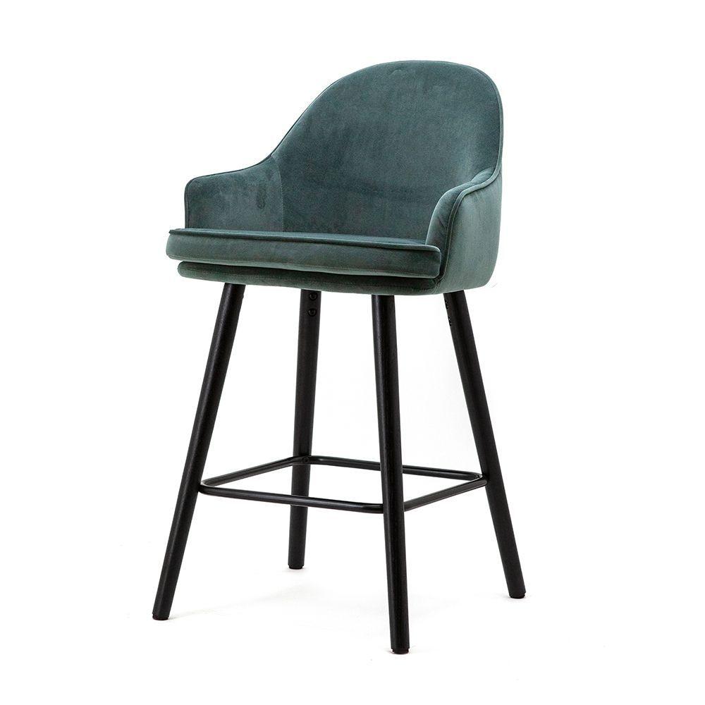 Barová židle Barbara, Blue Motown