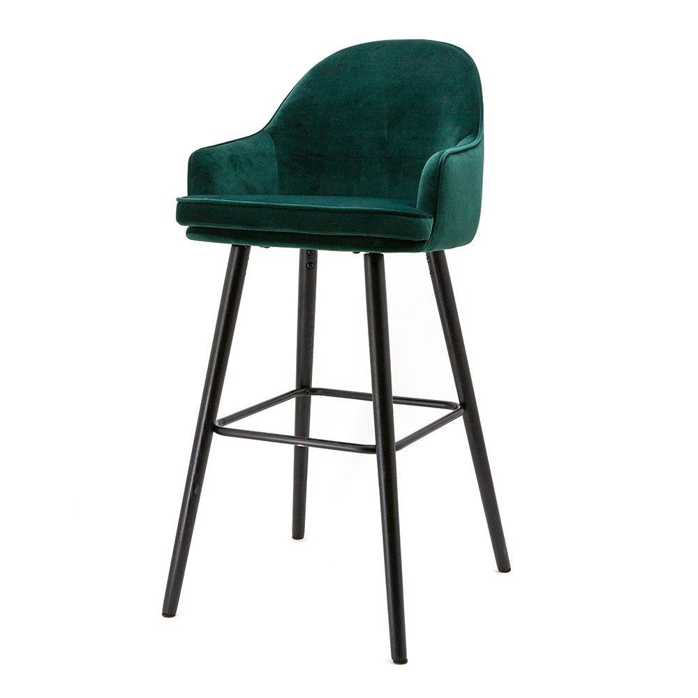 Barová židle Barbara, Green Motown