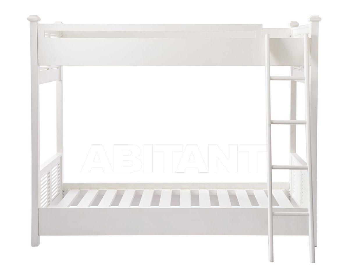 Dětská patrová postel New Orleans