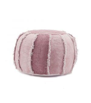 Pouf Mono - pink